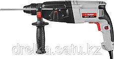 Перфоратор ЗУБР П-26-800, МАСТЕР , SDS-plus, реверс, горизонтальный, 800 Вт, 2.5 Дж, кейс, фото 2