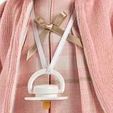 LLORENS: Кукла малышка Ариана 33 см, блондинка в розовом пальто 33112, фото 3