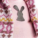 LLORENS: Кукла Николь 42см, афро в цветной курточке 42640, фото 4