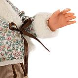 LLORENS: Кукла Оливия 37см, брюнетка 53701, фото 3