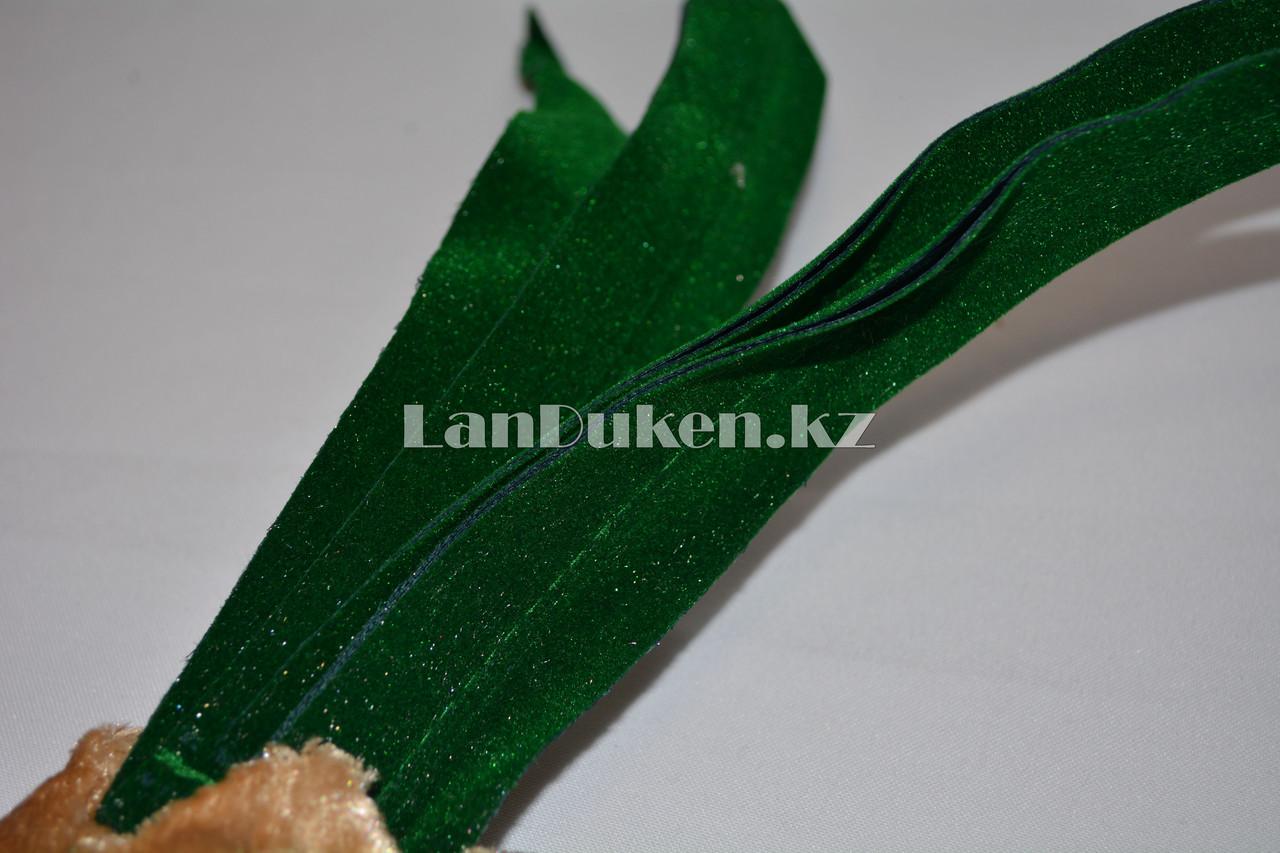 Карнавальный костюм детский овощи и фрукты 24-32р (лук) - фото 8