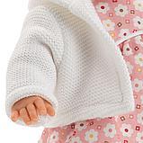 LLORENS: Кукла малышка Ариана 33 см, в белой курточке 33302, фото 3
