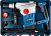 Перфоратор ЗУБР ЗПМ-40-1250 ЭВК, SDS-Max, 10Дж, 6,8 кг, 1250Вт, кейс, фото 2