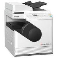 МФУ 3в1 TOSHIBA e-Studio2822АМ гибридное устройство размером А4, но формата А3 (копир, принтер, цв. сканер)