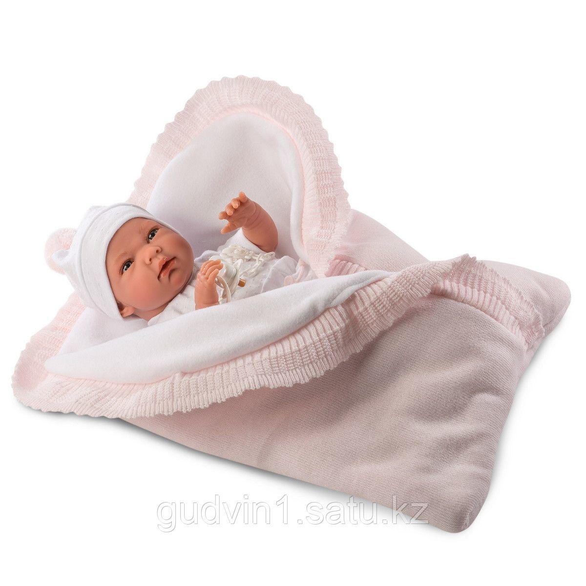 LLORENS: Кукла малышка Ника 38 см в конверте