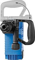 Отбойный молоток электрический ЗУБР ЗМ-1500ЭК, бетонолом, SDS-Max, 25 Дж, 10.4 кг, 900-1800 уд / мин,1500 Вт, фото 2