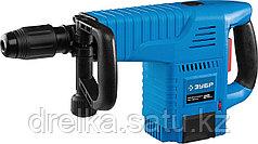 Отбойный молоток электрический ЗУБР ЗМ-1500ЭК, бетонолом, SDS-Max, 25 Дж, 10.4 кг, 900-1800 уд / мин,1500 Вт