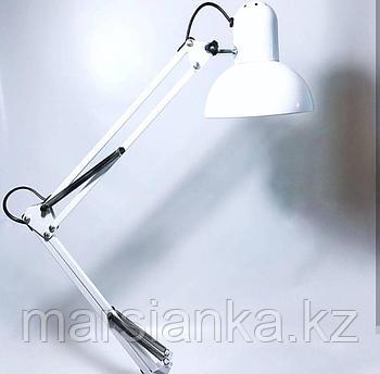 Лампа настольная на струбцине Lampe de bureau 800B (черная, белая)
