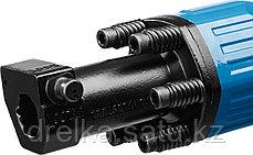 Отбойный молоток электрический ЗУБР ЗМ-35-1600 ВК, бетонолом, HEX-30, 35 Дж, 1300 уд/мин, 1600 Вт, АВТ,, фото 2