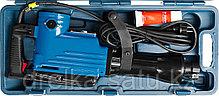Отбойный молоток электрический ЗУБР ЗМ-40-1700 К, бетонолом, HEX-30, 40 Дж, 17 кг, 1400 уд/мин, 1700 Вт, кейс, фото 3