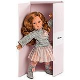 LLORENS: Кукла София 42см, брюнетка в розовой курточке 54206, фото 3