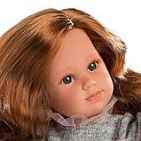 LLORENS: Кукла София 42см, брюнетка в розовой курточке 54206, фото 2