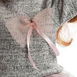 LLORENS: Кукла София 42см, брюнетка в розовой курточке 54206, фото 4