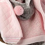 LLORENS: Кукла Хелена 42см, брюнетка в розовой курточке 54205, фото 7