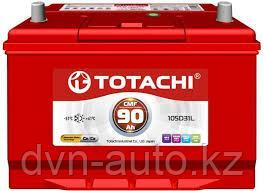 Аккумулятор TOTACHI 105D31L  90AH ( А/ч)