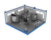Комплект оборудования для производства мягких сыров (сыроварня)