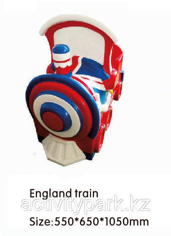 Игровой автомат - England train