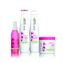 Гамма для защиты цвета окрашенных волос - Matrix Biolage Colorlast