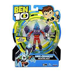 Ben 10 Фигурка 12.5 см, Человек-огонь (омни-усиленный) 76116