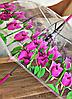 Зонт трость с тюльпанами, Алматы, фото 2