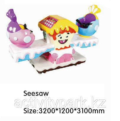 Игровой автомат - Seesaw
