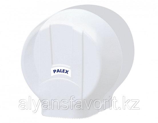 Диспенсер для туалетной бумаги Jumbo, белый, фото 2
