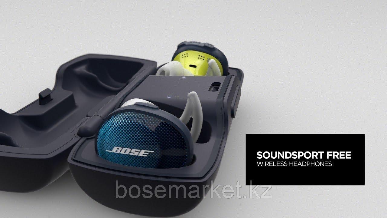 Беспроводные наушники SoundSport Free Bose - фото 4