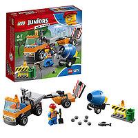 Lego Juniors Грузовик дорожной службы 10750, фото 1
