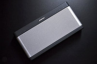 Акустическая система Bose SoundLink speaker III + подарок сумка чехол серебро