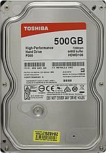 Жесткий диск Toshiba P300 500 Гб HDWD105EZSTA SATA