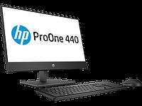 Моноблок HP 4NU44EA ProOne 440 G4 AiO NT i7-8700T 1TB 8.0GB Radeon  DVDRW i7-8700T / 8GB / 1TB HDD / DOS / DVD, фото 1