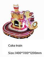 Игровой автомат - Cake train