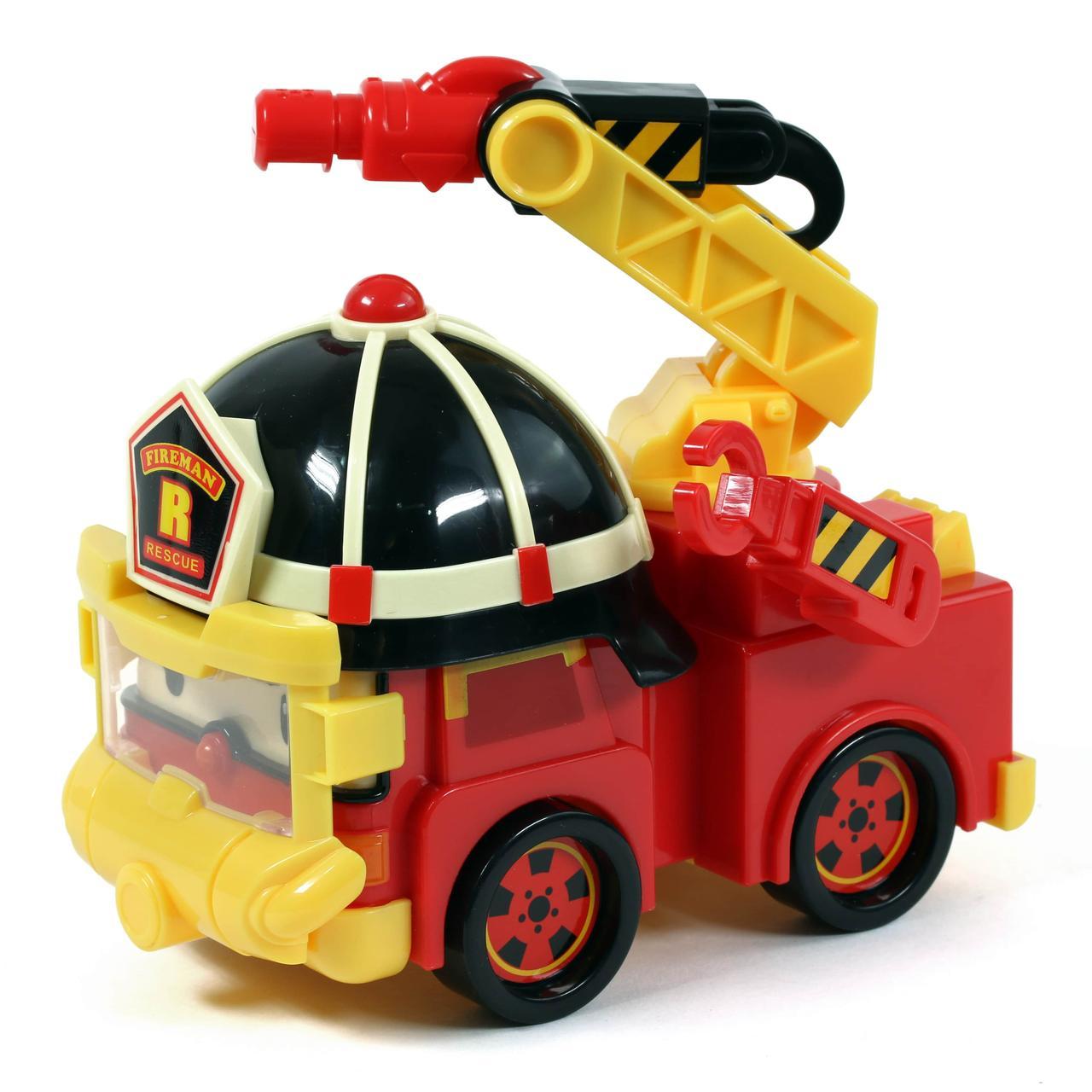 Машинка Рой с аксессуарами 83394