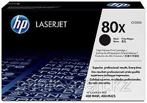 Заправка картриджа HP CF280X