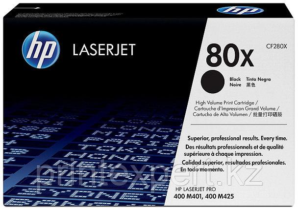 Заправка картриджа HP CF280X, фото 2
