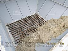 Решетка на секцию бункера