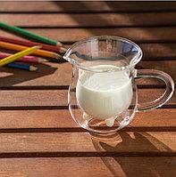 """Молочник-стаканчик для молока """"вымя"""""""
