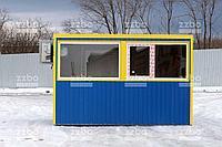 Кабина оператора увеличенная (люкс), фото 1