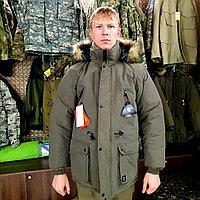 Куртка-парка зимняя Азимут