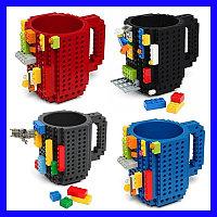 """Кружка """"Lego"""", разные цвета"""