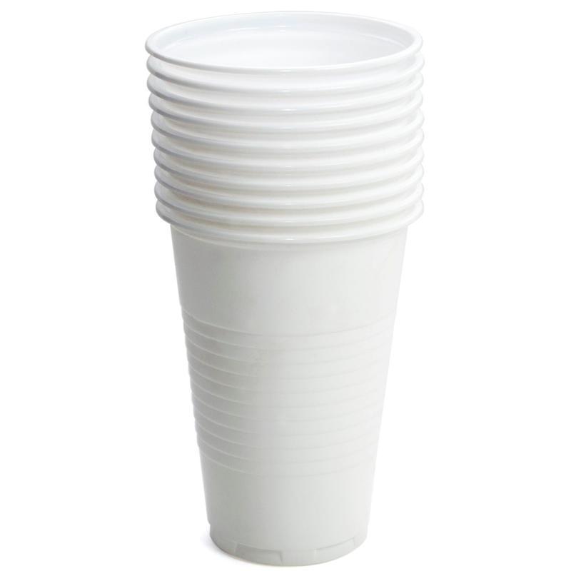 Стакан пластиковый одноразовый 200 мл