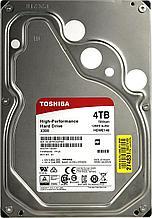 Жесткий диск Toshiba X300 4 Тб HDWE140UZSVA SATA