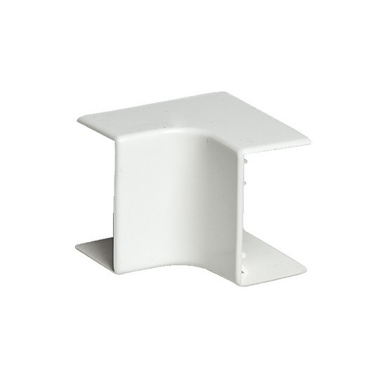 Угол внутренний РУВИНИЛ УВН-80х60 для РКК-80х60 и 80х40 Белый (4 штуки в пакете)