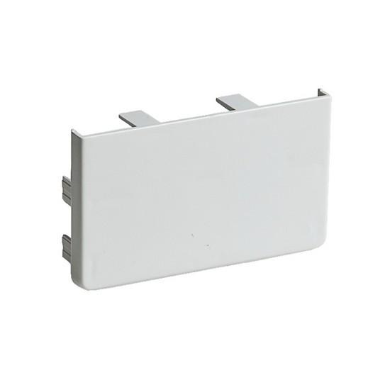 Заглушка РУВИНИЛ ЗГЛ-80х60 для РКК-80х60 и 80х40 Белый (4 штуки в пакете)