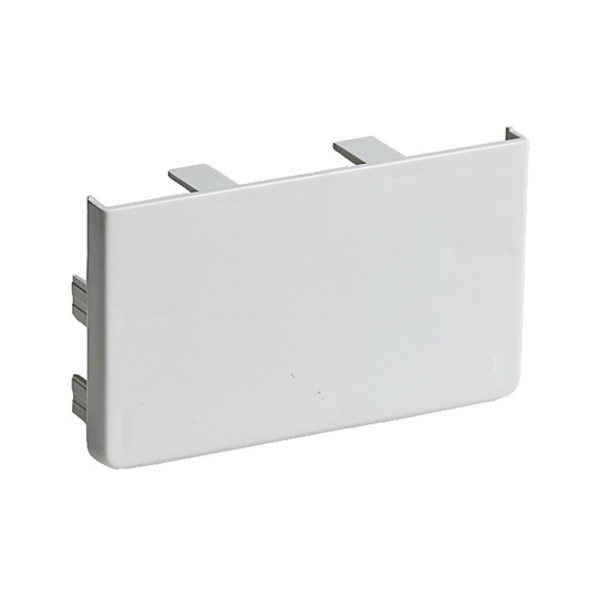 Заглушка РУВИНИЛ ЗГЛ-100х60 для РКК-100х60 и 100х40 Белый (4 штуки в пакете)