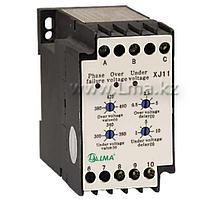 Реле контроля фаз и напряжения РКФН-11Л (XJ11), РКФН-РВН-МЛ (RSTB), РКН-МЛ (HDP)