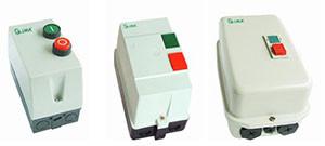 Пускатель электромагнитный в корпусе ПМЛ-К (АРТИКУЛ TSE1-D)