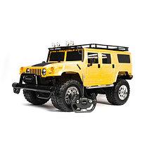 Радиоуправляемая машина RASTAR 28600Y 1:6 HUMMER H1 SUV Пластик 40 Mhz Жёлтый