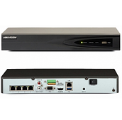 Видеорегистраторы IP на 4 канала