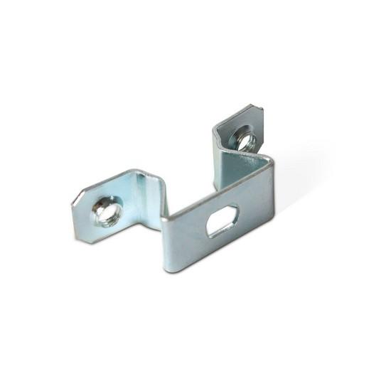 Скоба дистанционная РУВИНИЛ СД1616 16 мм Металл (20 штук в упаковке)
